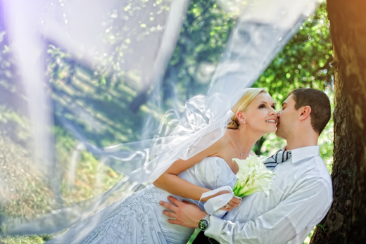 Профессиональные фото свадьбы