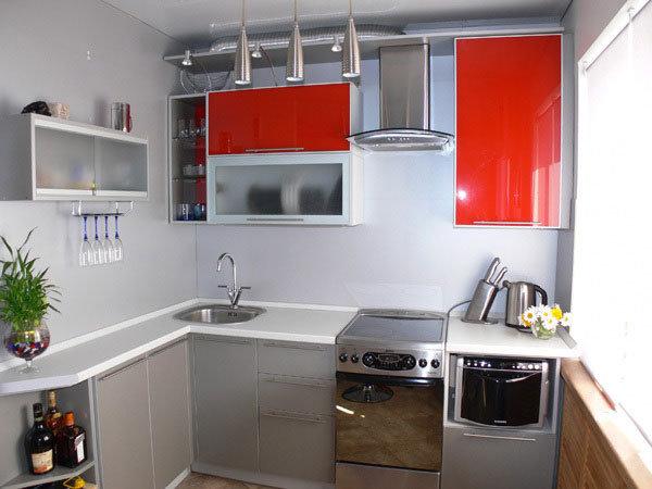 Маленькие кухни своими руками с фото