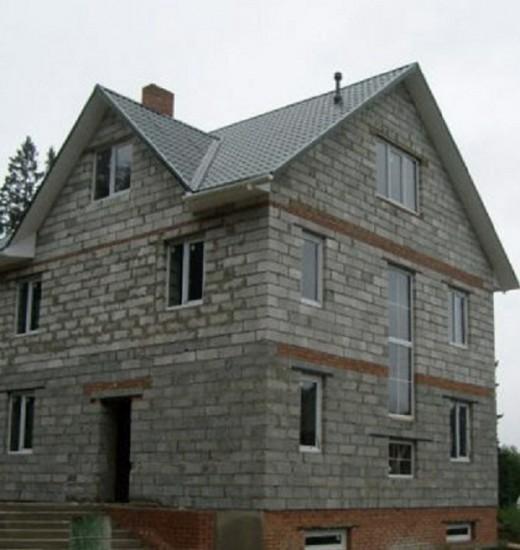 Дом из пеноблоков форум