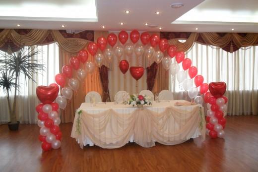 Калуга украшение свадьбы
